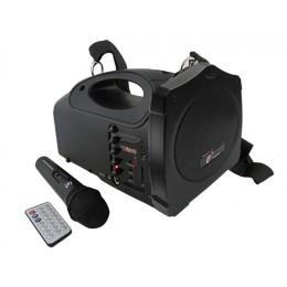 PA-606 單頻無線肩掛式擴音機