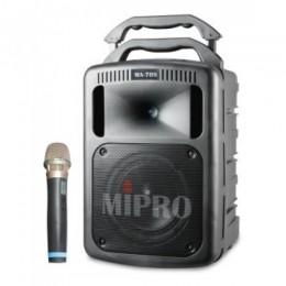 MA-708 豪華型手提式無線擴音機(標準配備)