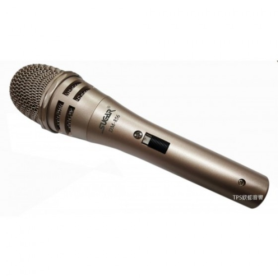 DM-856R 頂級歌唱有線麥克風