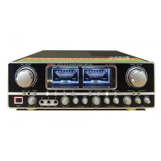 FM-2002R綜合擴大機 (升級版)