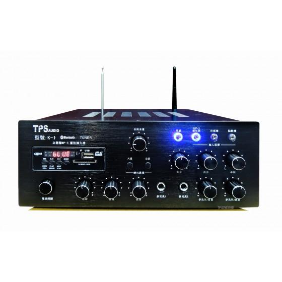 K-1Ⅱ藍芽錄音多媒體綜合擴大器