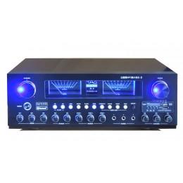 K-8 藍芽多媒體卡拉OK綜合擴大器