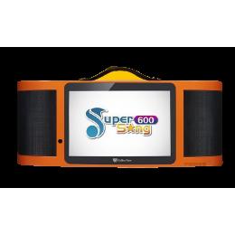 Super Song600 (雙屏異顯)娛樂行動攜帶型電腦多媒體伴唱機