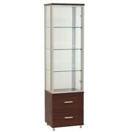 ZY-708高級玻璃展示櫃