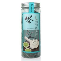 油切綠烏龍立體茶包(20入)